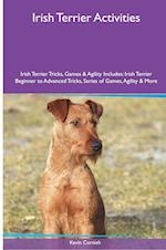 Irish Terrier Activities Irish Terrier Tricks, Games & Agility. Includes af Kevin Cornish