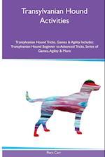 Transylvanian Hound Activities Transylvanian Hound Tricks, Games & Agility. Includes af Piers Carr