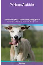 Whippet Activities Whippet Tricks, Games & Agility. Includes af Gavin Knox