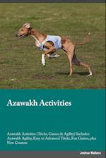 Azawakh Activities Azawakh Activities (Tricks, Games & Agility) Includes af Joshua Wallace