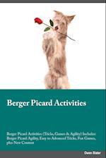 Berger Picard Activities Berger Picard Activities (Tricks, Games & Agility) Includes af Owen Slater