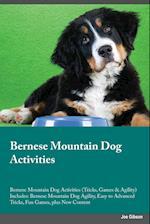 Bernese Mountain Dog Activities Bernese Mountain Dog Activities (Tricks, Games & Agility) Includes af Joe Gibson