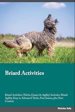 Briard Activities Briard Activities (Tricks, Games & Agility) Includes af Owen Rampling