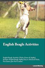 English Beagle Activities English Beagle Activities (Tricks, Games & Agility) Includes af Liam Mitchell