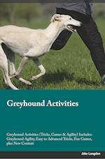 Greyhound Activities Greyhound Activities (Tricks, Games & Agility) Includes af William Abraham