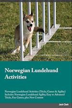 Norwegian Lundehund Activities Norwegian Lundehund Activities (Tricks, Games & Agility) Includes af Carl Slater
