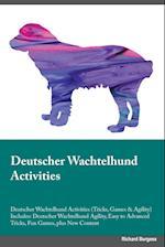 Deutscher Wachtelhund Activities Deutscher Wachtelhund Activities (Tricks, Games & Agility) Includes af Jake Churchill