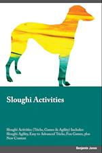 Sloughi Activities Sloughi Activities (Tricks, Games & Agility) Includes af Justin Bower