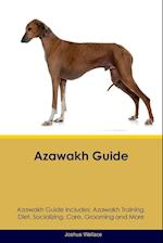 Azawakh Guide Azawakh Guide Includes af Joshua Wallace