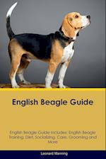 English Beagle Guide English Beagle Guide Includes af Leonard Manning