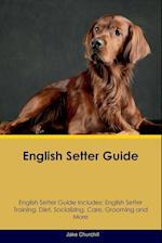 English Setter Guide English Setter Guide Includes af Jake Churchill