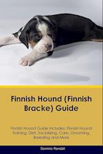 Finnish Hound (Finnish Bracke) Guide Finnish Hound Guide Includes af Dominic Randall