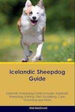 Icelandic Sheepdog Guide Icelandic Sheepdog Guide Includes af Matt MacDonald