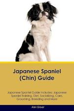 Japanese Spaniel (Chin) Guide Japanese Spaniel Guide Includes af Alan Glover