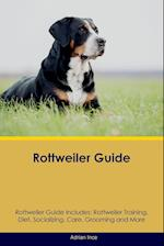 Rottweiler Guide Rottweiler Guide Includes af Adrian Ince