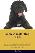Spanish Water Dog Guide Spanish Water Dog Guide Includes af Evan Allan