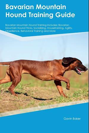 Bog, paperback Bavarian Mountain Hound Training Guide Bavarian Mountain Hound Training Includes af Phil Martin