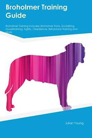 Bog, paperback Broholmer Training Guide Broholmer Training Includes af Owen Rampling