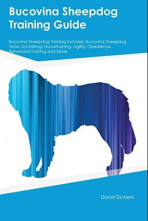 Bog, paperback Bucovina Sheepdog Training Guide Bucovina Sheepdog Training Includes af Jack Dowd