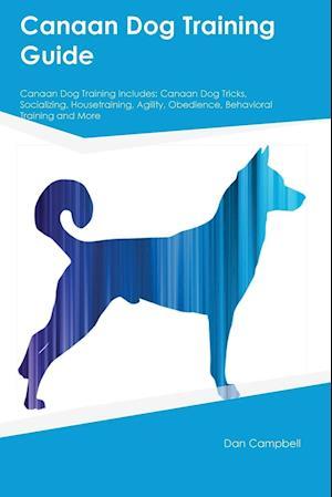 Bog, paperback Canaan Dog Training Guide Canaan Dog Training Includes af Jack Allan