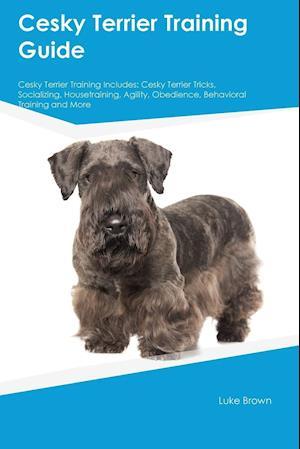 Bog, paperback Cesky Terrier Training Guide Cesky Terrier Training Includes af Peter Carr