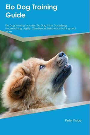 Bog, paperback ELO Dog Training Guide ELO Dog Training Includes af Leonard Manning
