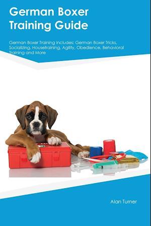 Bog, paperback German Boxer Training Guide German Boxer Training Includes af James North