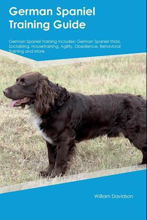 Bog, paperback German Spaniel Training Guide German Spaniel Training Includes af Robert North