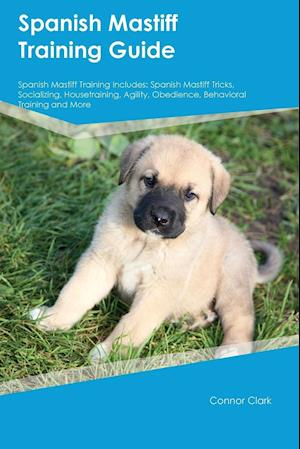 Bog, paperback Spanish Mastiff Training Guide Spanish Mastiff Training Includes af Evan Allan
