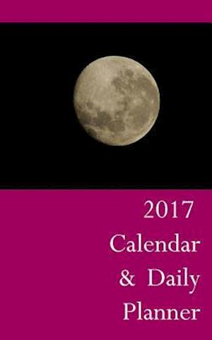 2017 Calendar & Daily Planner af Lazaros' Blank Books