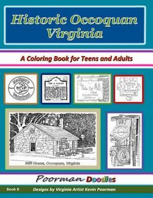 Historic Occoquan Virginia af J. Kevin Poorman