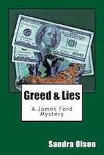 Greed & Lies af Sandra Olson