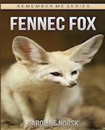 Fennec Fox af Caroline Norsk
