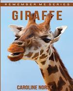 Giraffe af Caroline Norsk