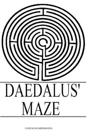 Bog, paperback Daedalus' Maze af Costas Komborozos