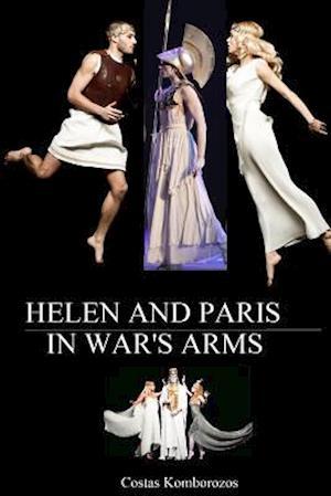 Bog, paperback Helen and Paris in War's Arms af Costas Komborozos