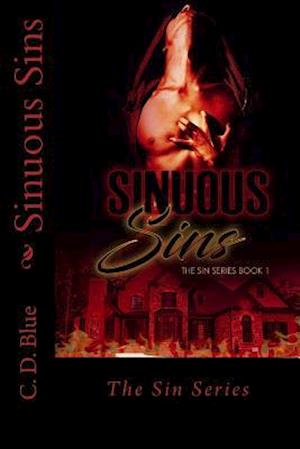 Bog, paperback Sinuous Sins af C. D. Blue