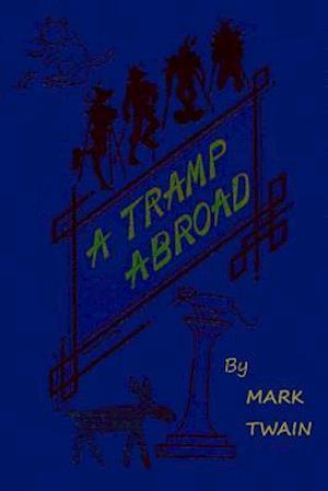 Bog, paperback A Tramp Abroad af Twain Mark