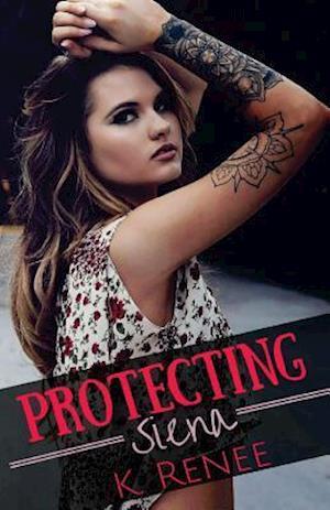 Bog, paperback Protecting Siena af K. Renee