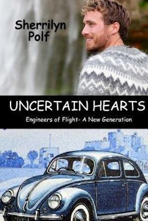 Bog, paperback Uncertain Hearts af Sherrilyn Polf