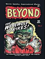 The Beyond #1 af Ace Magazines