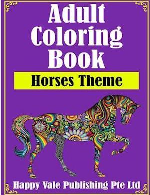 Adult Coloring Book af Happy Vale Publishing Pte Ltd