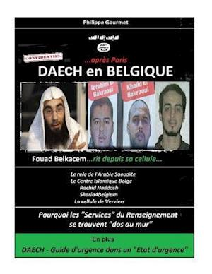 Daech En Belgique af Philippe Gourmet
