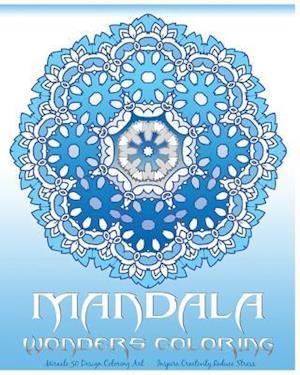 Mandala Wonders Coloring af Peter Raymond