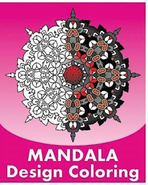 Mandala Coloring Design af Peter Raymond