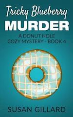 Tricky Blueberry Murder af Susan Gillard