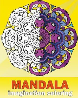 Mandala Imagination Coloring af Peter Raymond