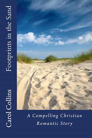 Bog, paperback Footprints in the Sand af Carol Collins