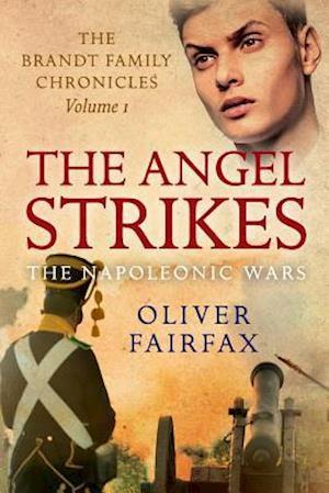Bog, paperback The Angel Strikes af Oliver Fairfax