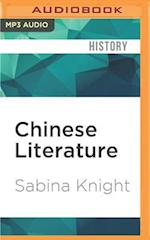 Chinese Literature (VERY SHORT INTRODUCTIONS)